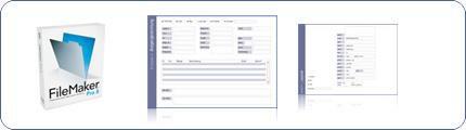 FileMaker-Datenbankanwendungen